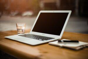escritorio de trabajo
